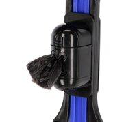 Kotgreifer Maxi Clean Up schwarz/blau 71x13x14cm