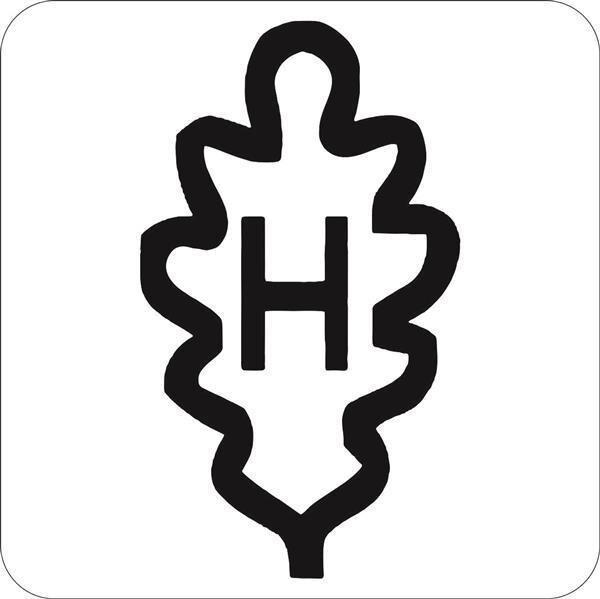 Aufkleber Hessen Haflinger